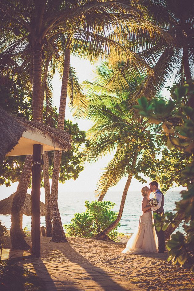 Bula Bride Fiji Destination Wedding Blog Castaway Island Sam Ann