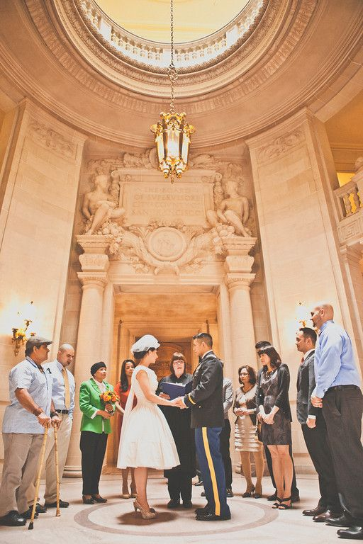 51 best images about civil ceremony wedding on pinterest for Sf courthouse wedding