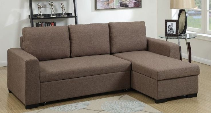 Sleeper Right Hand Facing Sleeper Sectional Sectional Sofa Pull