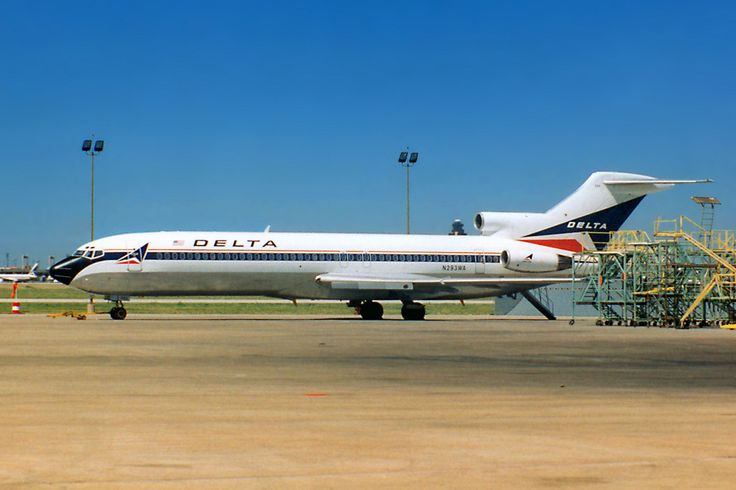 Boeing 727 dallas airport