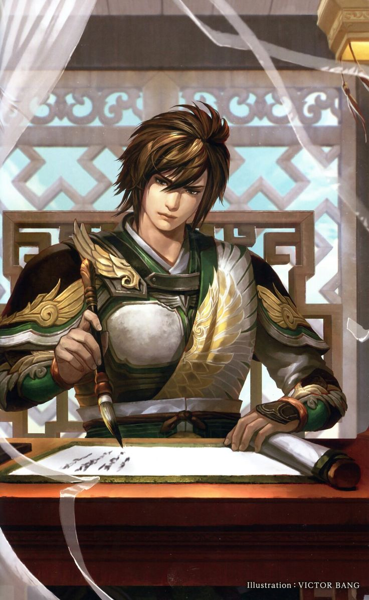 Jiang Wei, Dynasty Warriors