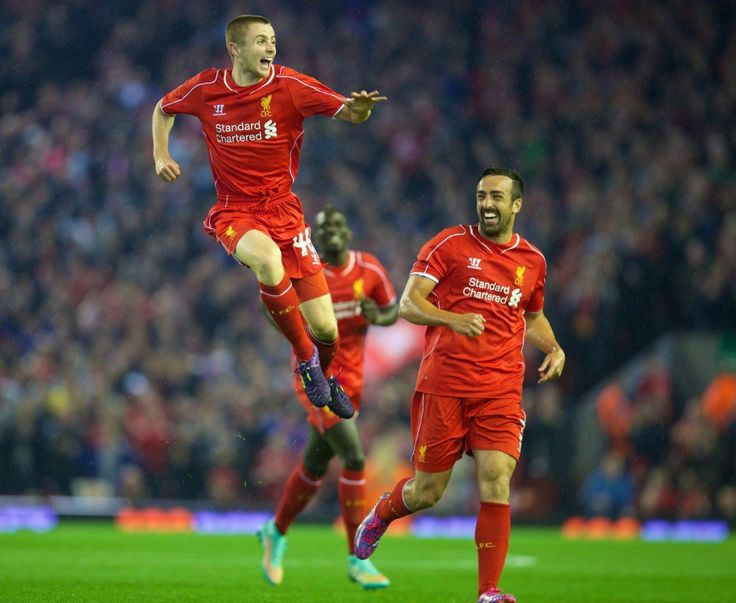 Drama aplenty at Anfield on a wet night in the League Cup; this time it wasn't Roy Hodgson stood slumping after a