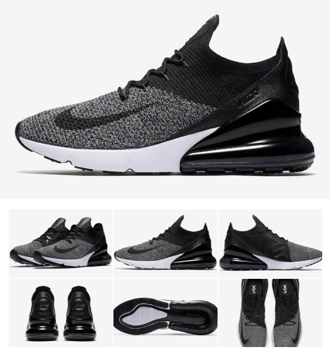 outlet store 3a0e8 0b6aa Nike Air Max 270 Flyknit Oreo | Sneakers Release News in ...