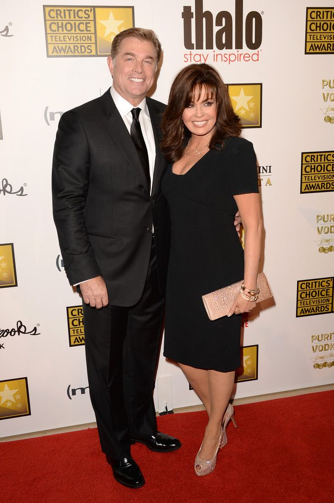 Marie Osmond - Broadcast Television Journalists Association's Third Annual Critics' Choice Television Awards - Arrivals