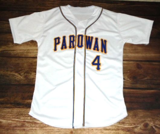 Check out these custom jerseys designed by Parowan Rams Baseball and created at The Locker Room in St. George, UT! http://www.garbathletics.com/blog/rams-baseball-custom-jersey-3/ Create your own custom uniforms at www.garbathletics.com!