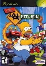 Simpsons Hit And Run- Xbox Game