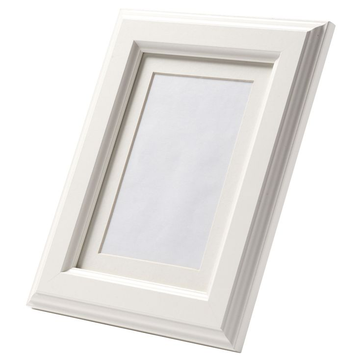 VIRSERUM Frame - white - IKEA- $2 each- for table numbers?