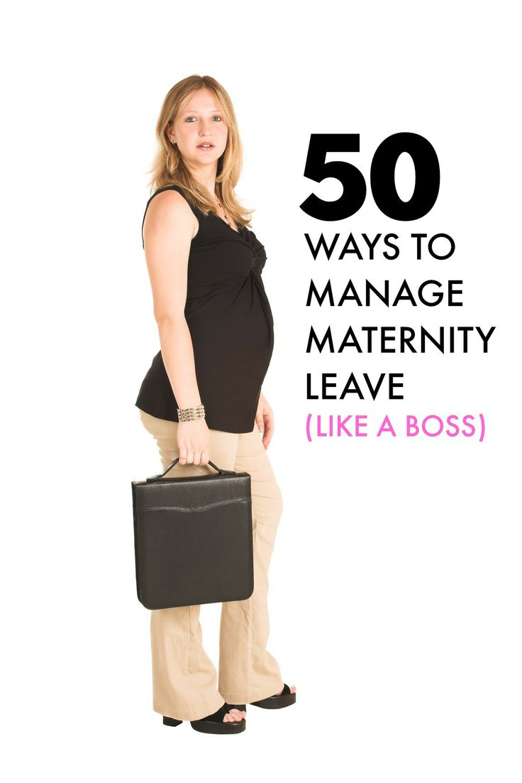 If you're pregnant (or thinking about it), start planning your maternity leave now. These tips from veteran working moms will help!