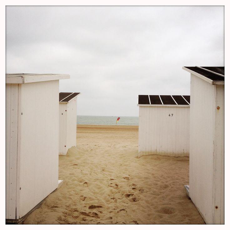De strandhuisjes www.nomadandvillager.com