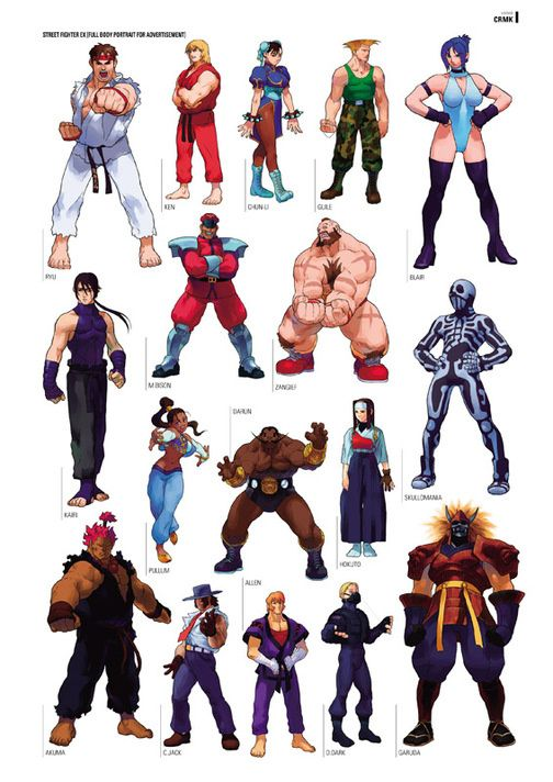 SF20Th - The Art of Street Fighter Parte 2