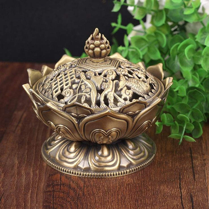 MOYLOR Home Decoration Alloy Bronze Incense Burner    #香炉#incense burner#Quemador de incienso#Благовонная горелка#Br?leur d'encens#R?uchergef??#moylor