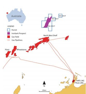 BP farms into Cue's North West Shelf gas prospects