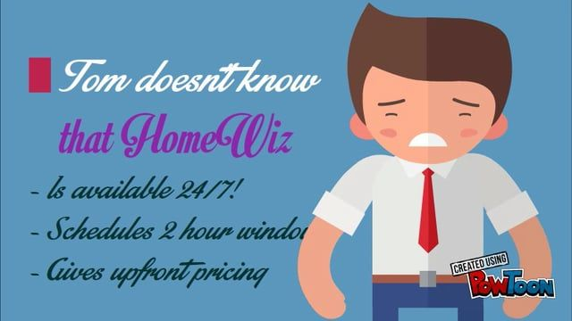 Sometimes A Homeowner Does Not Know Who To Call If You Want To