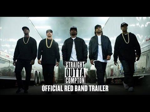 HD Straight Outta Compton Official Red Band Trailer