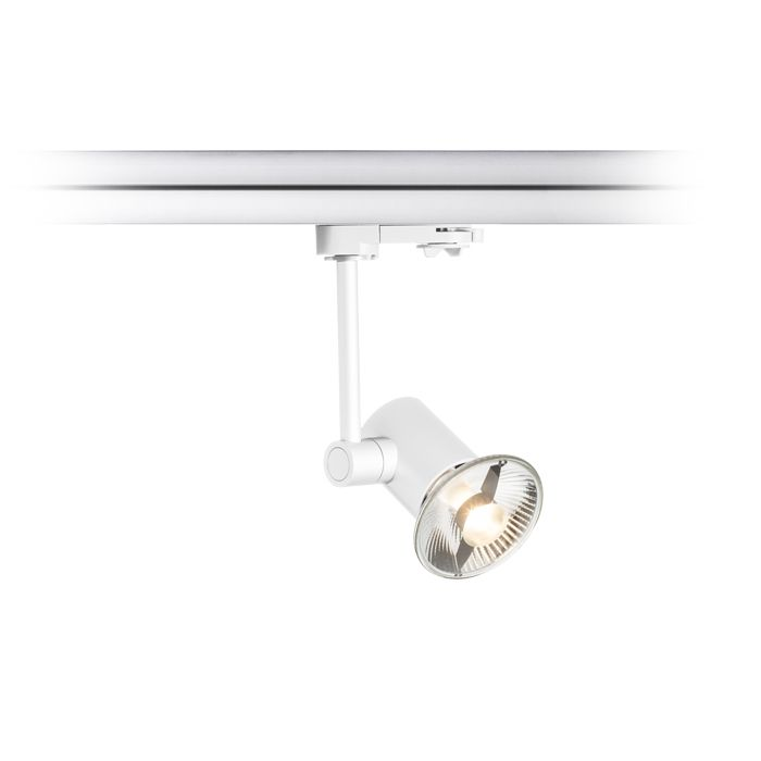 FAX | rendl light studio | Spotlight for a 3-phase track system. The fixture is fitted with a GU10 socket. #lighting #systems #interior #spotlight