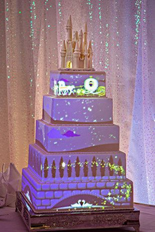 Disney Just Invented The Coolest Wedding Cake Ever