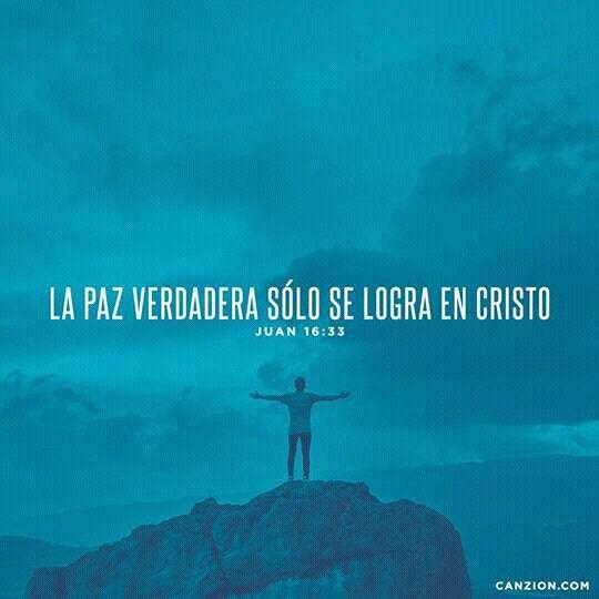 Juan 16 33