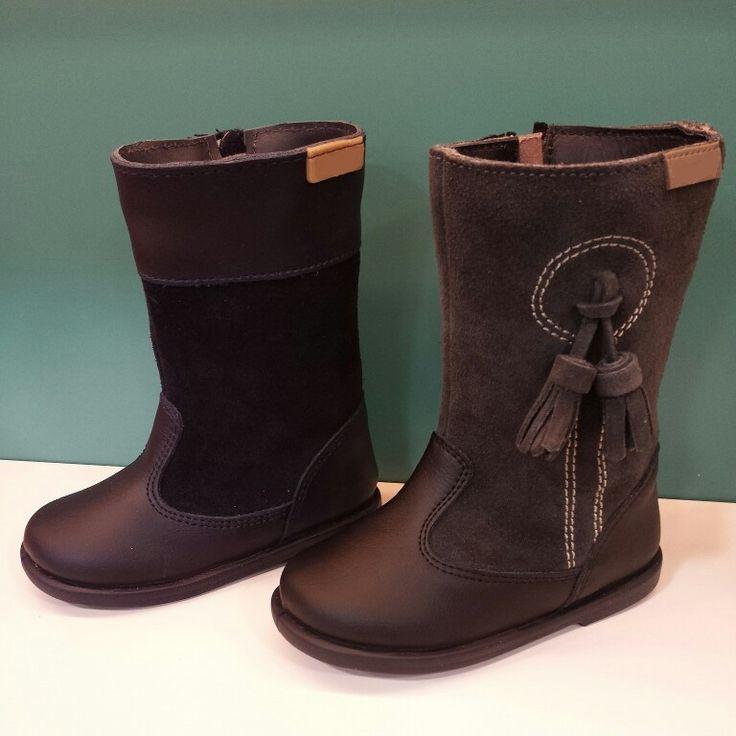 Botas de piel fabricadas en España Del 22 al 29 -> 37€