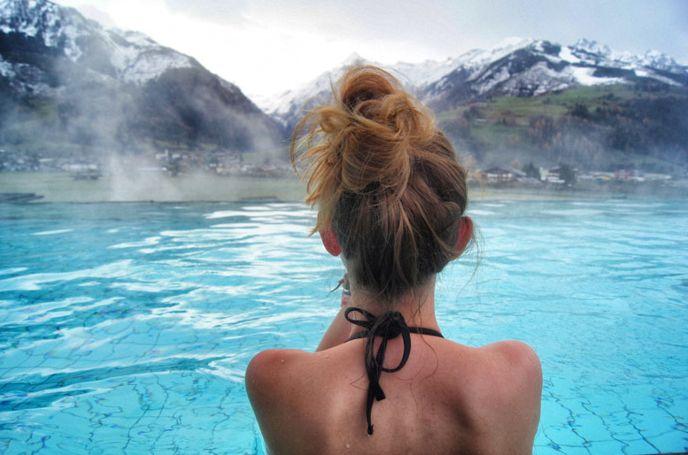 10 Top Wellness Hotels in den Bergen