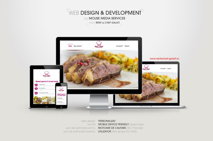 If you like food you'll love this web page. It's all about rent a chef services. Check it out at www.rentachef-galati.ro