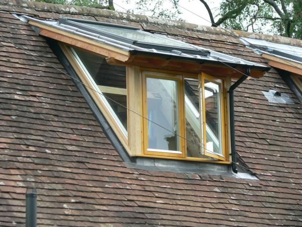how to create roof dormers