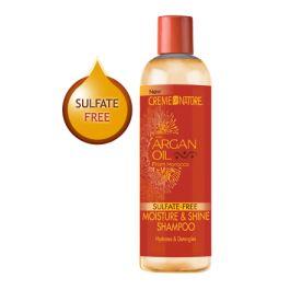 Creme Of Nature Argan Oil Moist & Shine Shampoo.  PRICE: £5.99