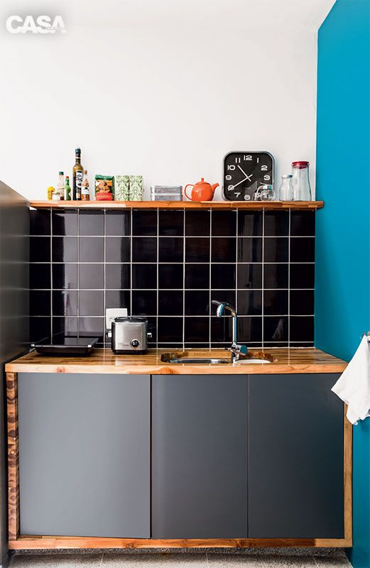 15 ideias de decoração em apê alugado sem precisar de quebra-quebra - Casa