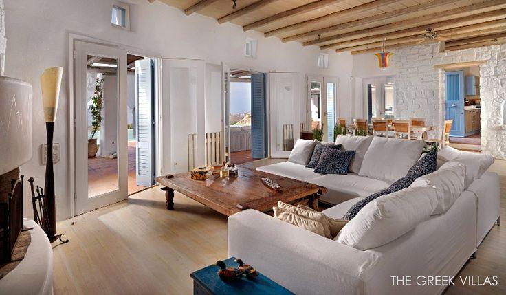Luxury Mykonos Villas, Mykonos Villa Alba, Cyclades, Greece