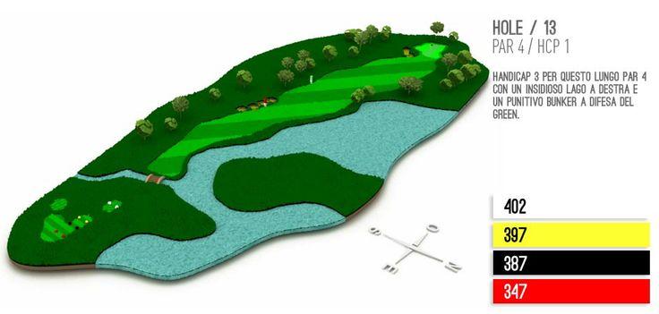 Hole 13 Golf Lignano