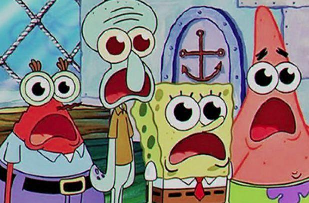 17 best images about spongebob squarepants on pinterest for Spongebob characters fish