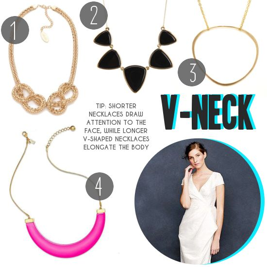 Roundup: Statement Necklaces A Practical Wedding: Blog Ideas for the Modern Wedding, Plus Marriage