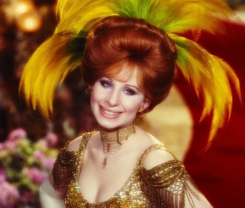 Hello Dolly! One of my most favourite films what a voice