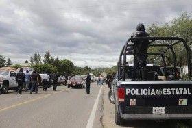 Realizan fuerzas estatales recorridos de seguridad en la costa, sierra sur, istmo y mixteca