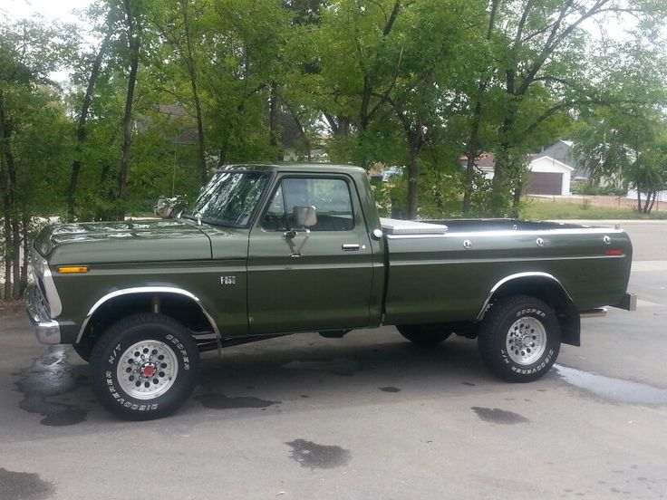 140 Best Sweet Classic 70 S Ford Trucks Images On