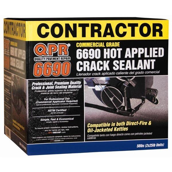 hot asphalt crack repair machine rentals
