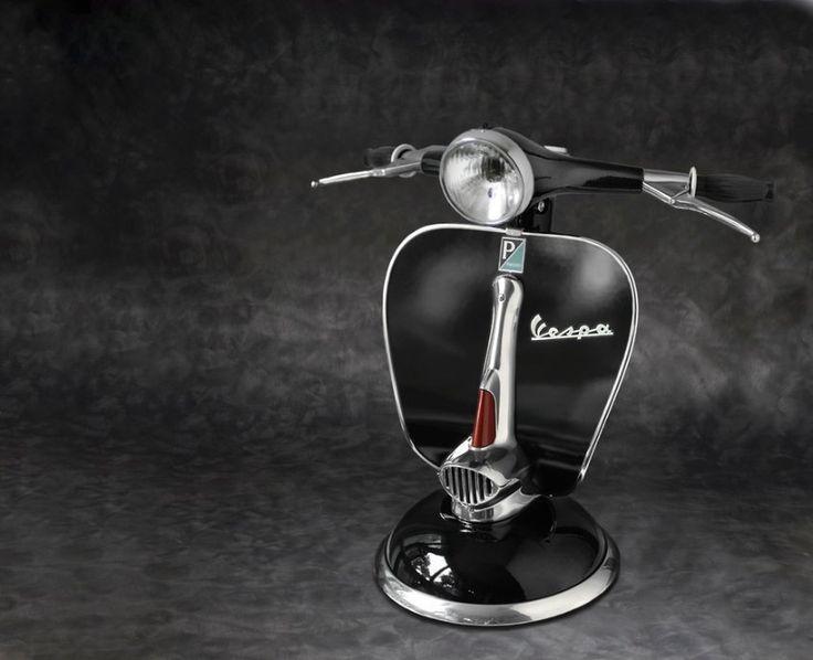 slammed sixty: Vespa lamp