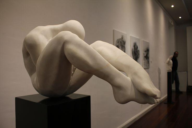 Escultura de Rogério Timóteo   Origem