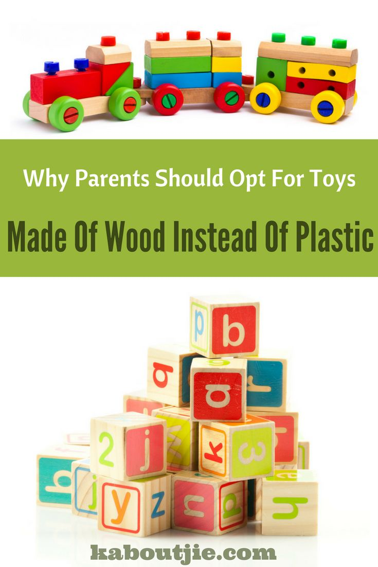 Wooden Toys VS Plastic Toys Toys are mostly made out of plastic these days, making them so much cheaper – but does this make them the best toys to buy for your children? Here's what you need to know about Wooden Toys VS Plastic Toys. #guestpost #woodentoysvsplastictoys #woodentoys #benefitswoodentoys #plastictoys #woodvsplastic