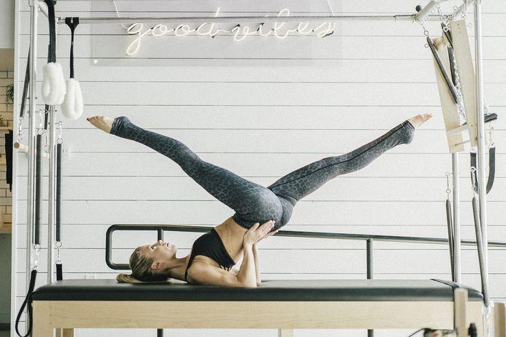 A Pilates Instructor's Secrets to Long, Lean Legs
