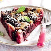 Gezonde taart recepten zijn schaars. Maar wat dacht je van de taart met bramen en appel? Lekker, gezond en snel te maken. De ideale combi!