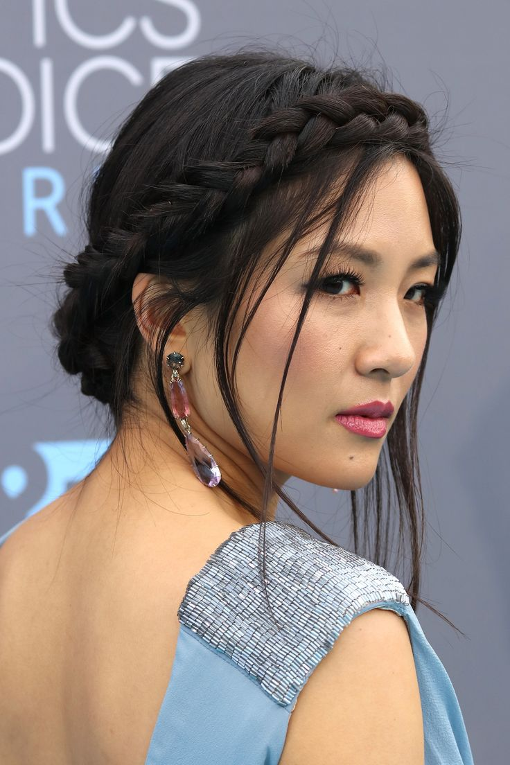 Constance Wu at the Critics' Choice Awards