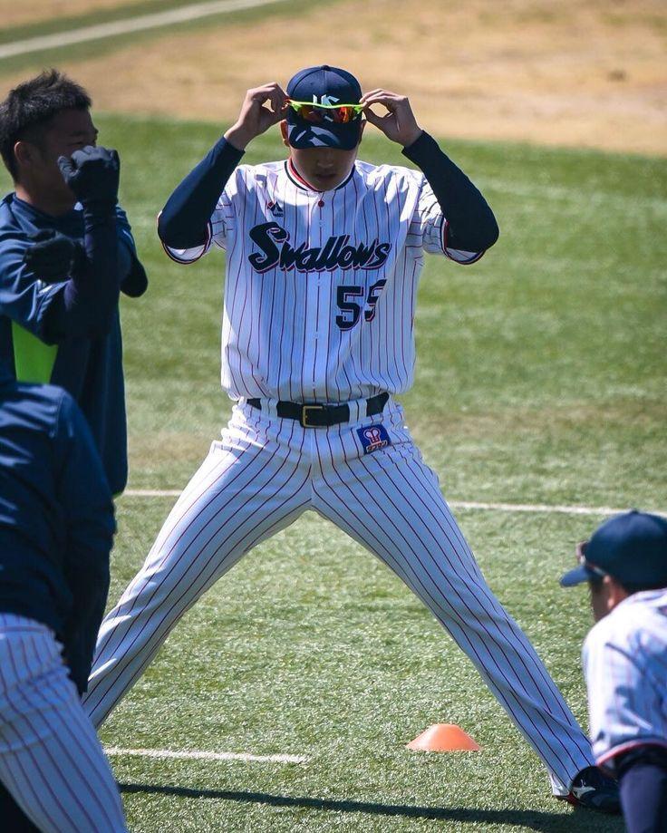 東京ヤクルトスワローズ 村上宗隆 2018.3.6 OP戦 vs 立正大 戸田球場 Tokyo Yakult Swallows (Japanese pro baseball team)  #東京ヤクルトスワローズ  #村上宗隆 #野球 #baseball #tokyoyakultswallows  #torako_photo_baseball