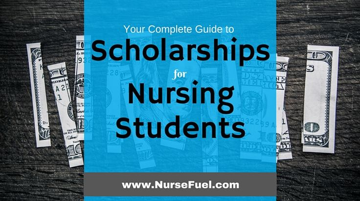 Comprehensive list of scholarships for nursing students.  Includes grants and scholarships for special groups and minority nurses.