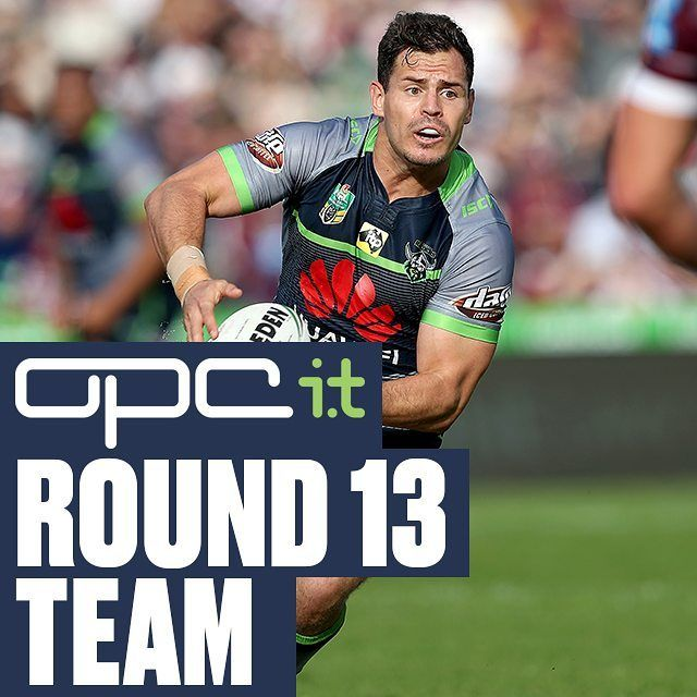 We've named our team for #NRLPanthersRaiders check the App or website now!
