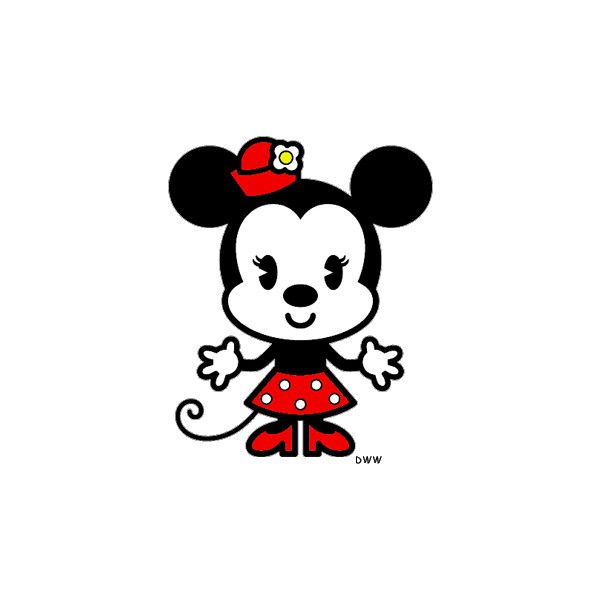 Disney Cuties Clipart - Disney Clipart Galore ❤ liked on Polyvore