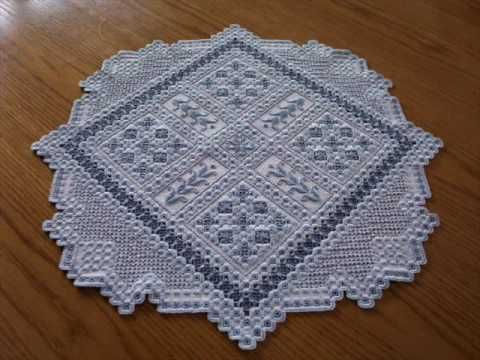 video on Hardanger embroidery