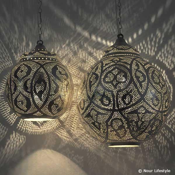 Arabische hanglamp Anwar