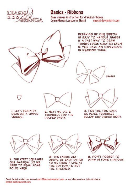 Ribbon and Skirt tutorial