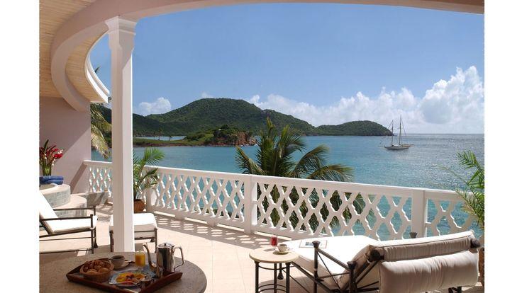 Curtain Bluff, Antigua - HarpersBAZAAR.com