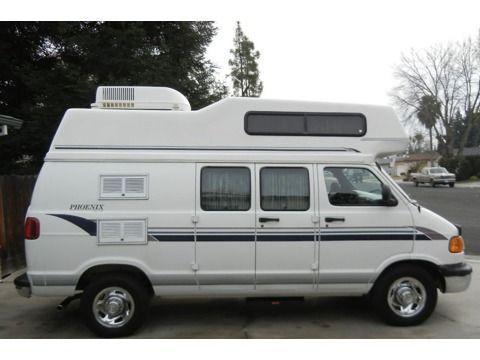 5 Class B Vans With No Less Good Engine Than Class A Van